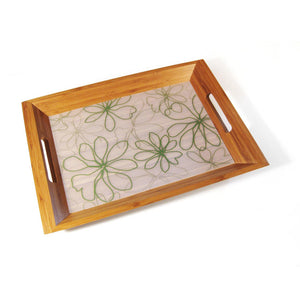 Leaves Serving Tray