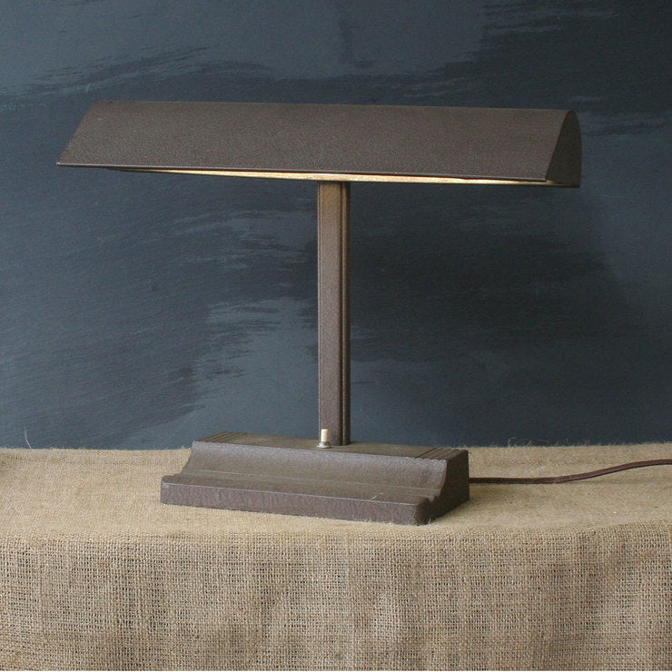 Industrial Banker's Desk Lamp II
