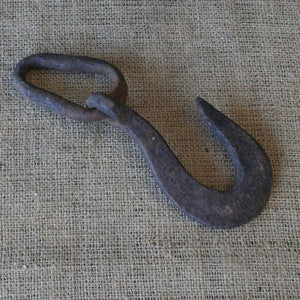 Hand Forged Early Hook