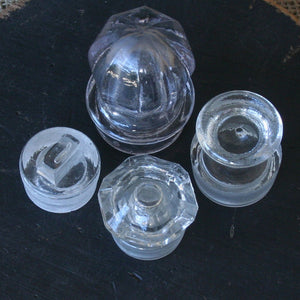 Glass Bottle Stoppers V