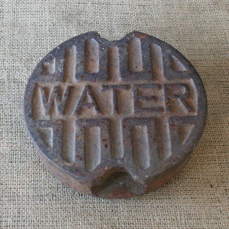 Industrial Water Main Cap VII