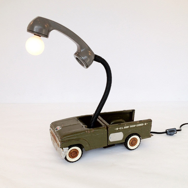 The Sargent's Mobile Phone Lamp