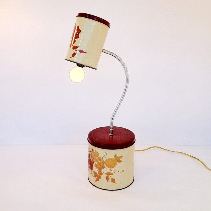 Canister Lamp