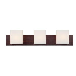 FeeFiFaux 3 Light Bath Bar