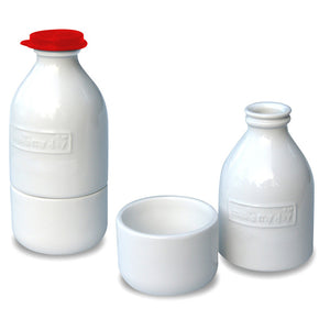 Retro Milk Set Red