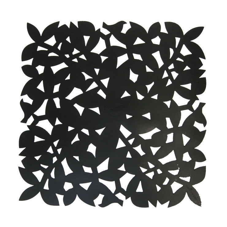 Gorgeous Placemat Black 4 Pack