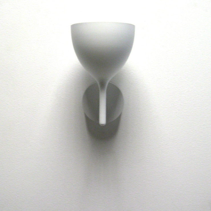 Drink Wall Sconce Silver