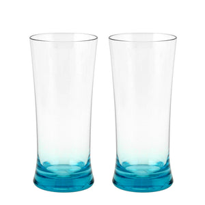 Design+ Cooler 22oz Aqua 2Pc
