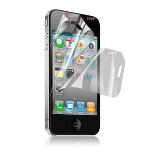 iPhone 4/4S 3-Layer Scrn Protect