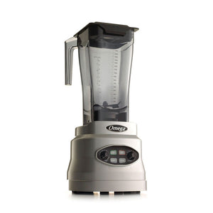 3HP Blender Silver 64oz