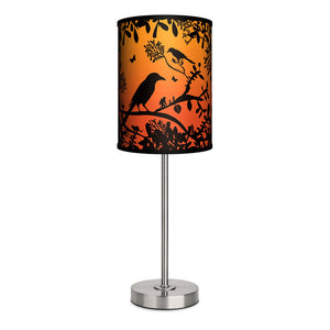 Blackbird Lamp