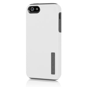 iPhone 5 DualPro Case White/Gray