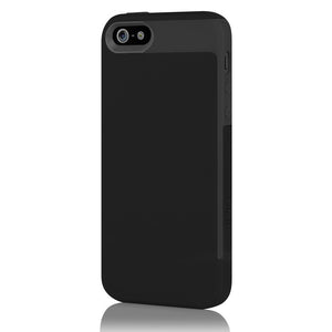iPhone 5 Faxion Case Black/Black