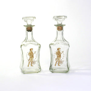 Glass Bar Decanters