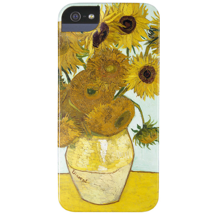 van Gogh Sunflower iPhone 5 Case