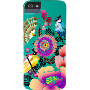 Anja Jane Birds iPhone 5 Case
