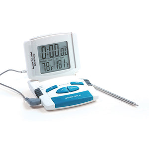 Electronic Thermometer/Timer