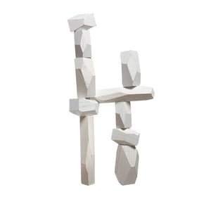 Balancing Blocks White