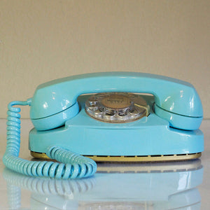 1965 Princess Phone Light Blue