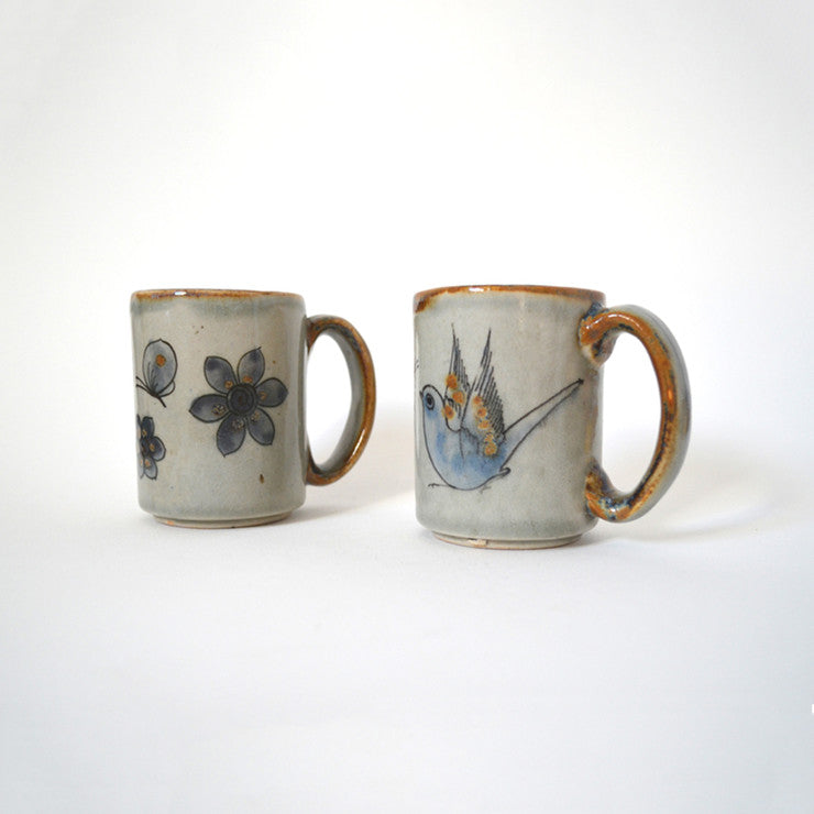 Edwards Ceramic Mug Set Of Two