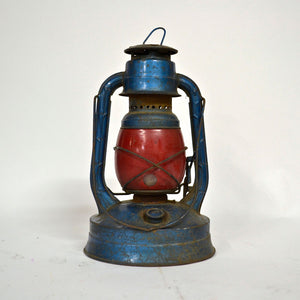 Blue & Red Lantern II