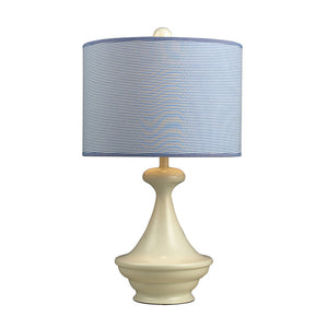 Edgewood Shore Table Lamp White