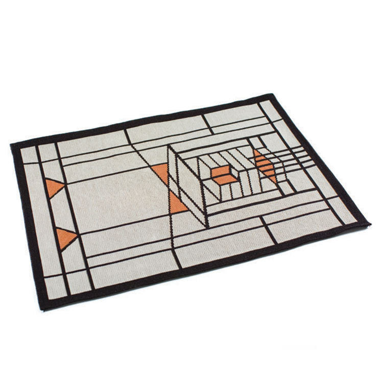 Robie House Placemat Set Of 4