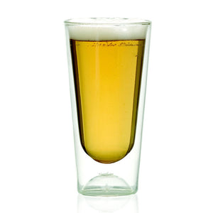 Lunaglow Beer Glass Set Of 4