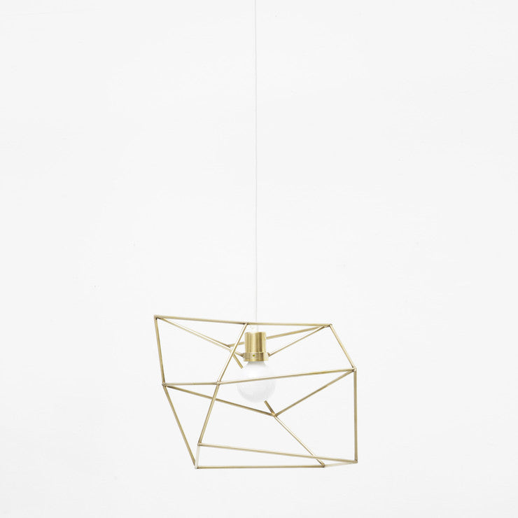 Spica Light 10\ Brass""