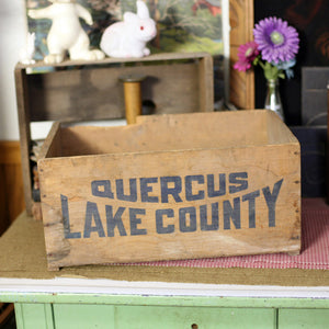 Lake County Crate