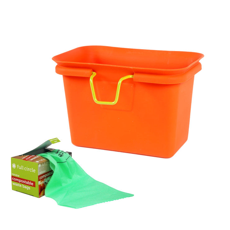 Compost Set Orange