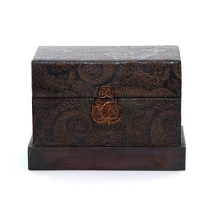 Etched Resin Box Small