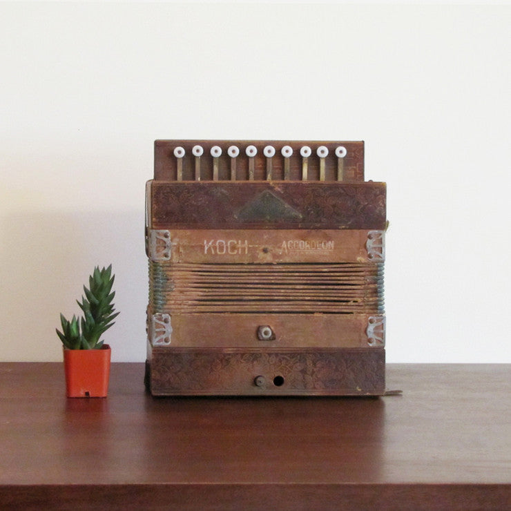 Antique Koch Accordion