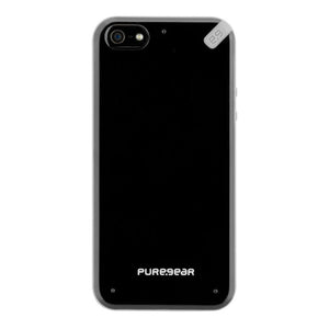 iPh5 Slim Shell Black Tea