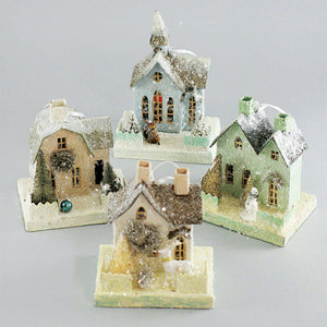 Houses Set Of 4