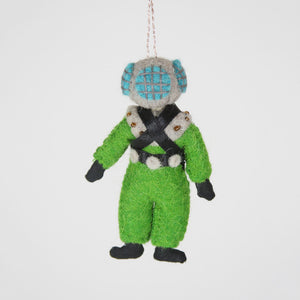 Deep Sea Diver Ornament
