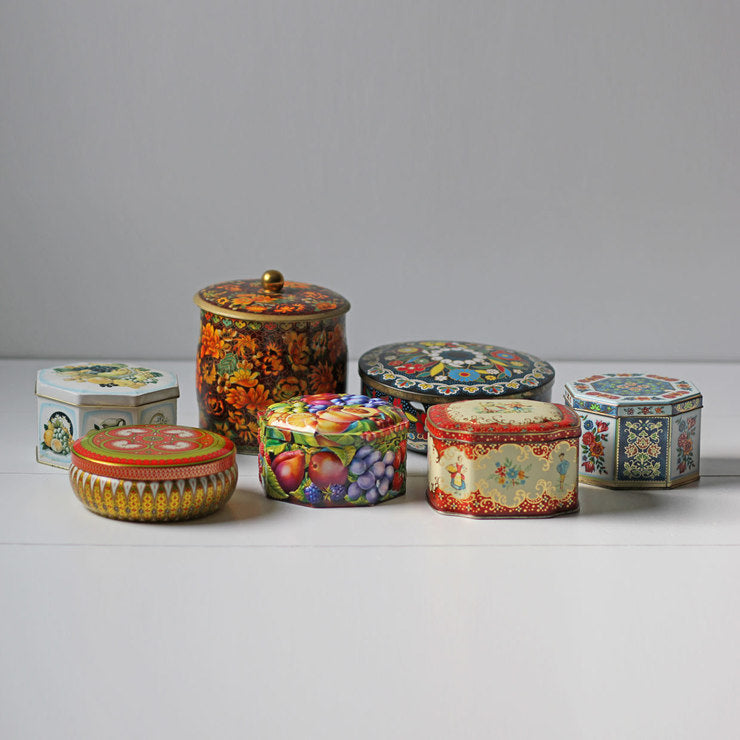 Collection Of Tins III
