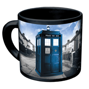 Doctor Who Disappearing Mug