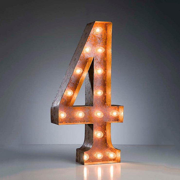 4 Marquee Light