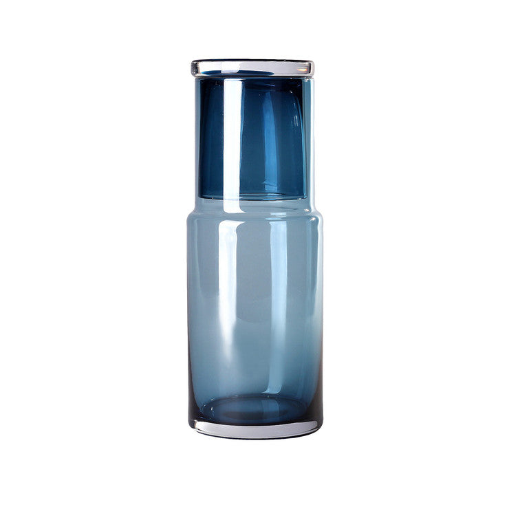 Carafe & Glass Set Cool Blue