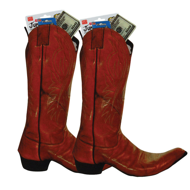 Cowboy Boot Stocking Pair