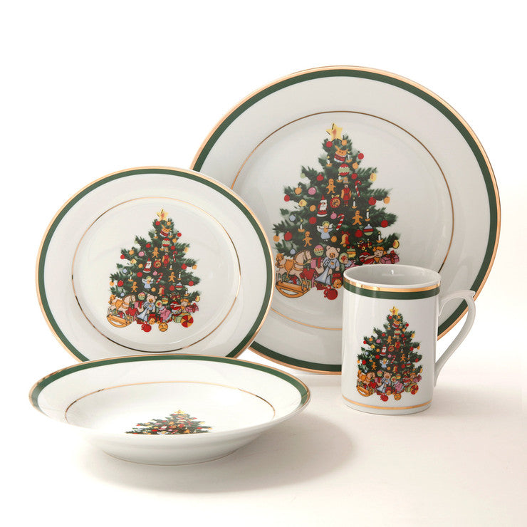Holidays 16Pc Dinner Set