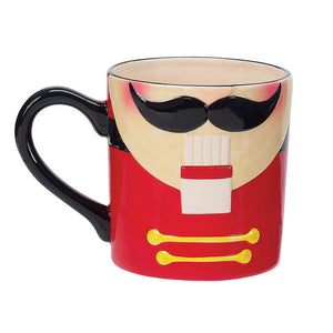 Nutcracker Mug Set Of 4