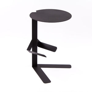 Mr T Side Table Black