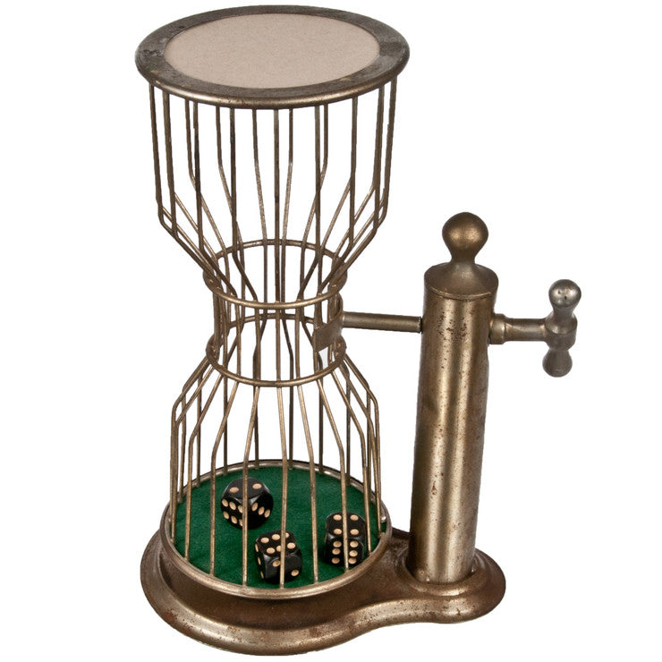 Chuck-A-Luck Dice Game Cage