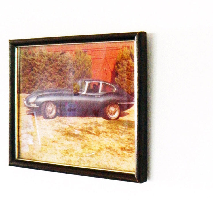 Framed Jaguar Photograph