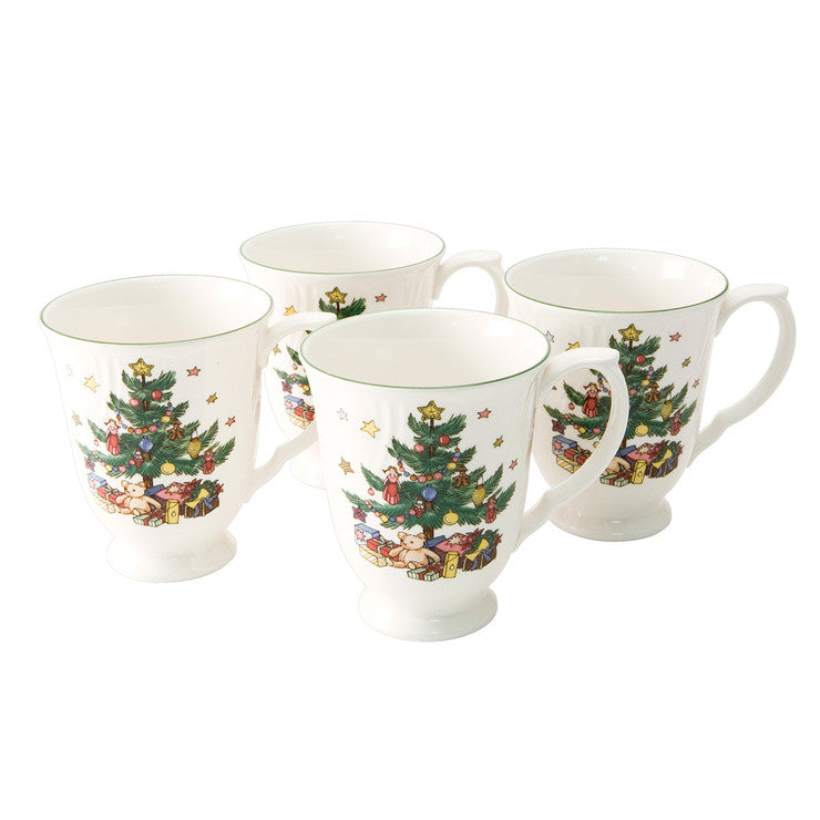 Holidays Mug Set Of 4
