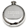 Never Flask 5oz And Funnel