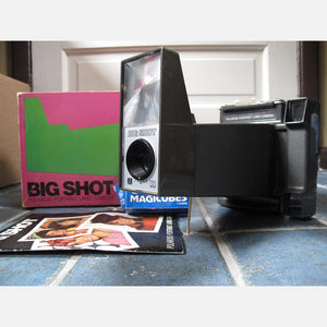 1970s Big Shot Polaroid Camera