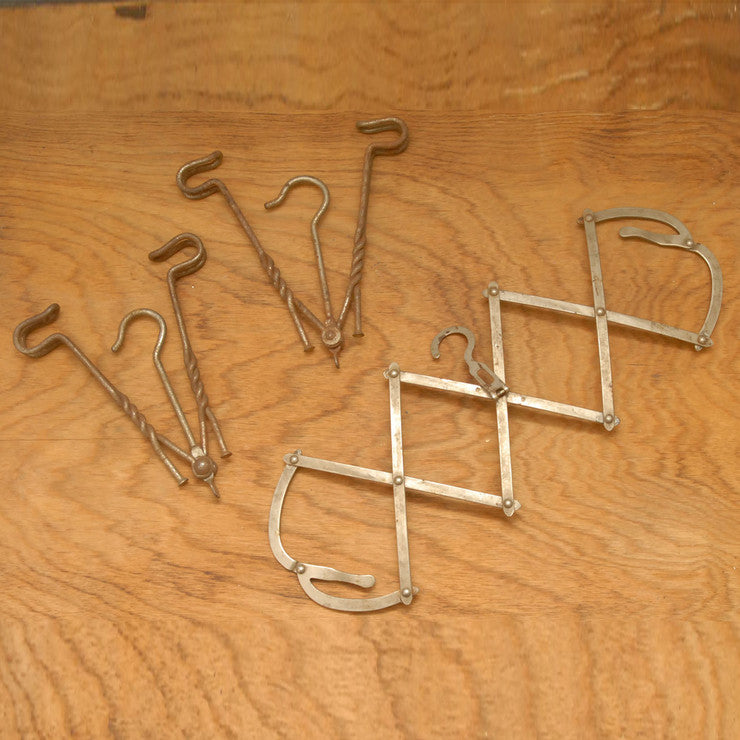 Folding Hangers Set Of 3 II